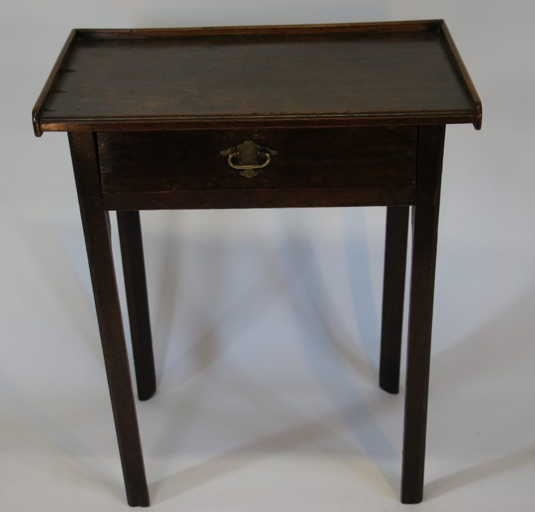 18thc Side Table