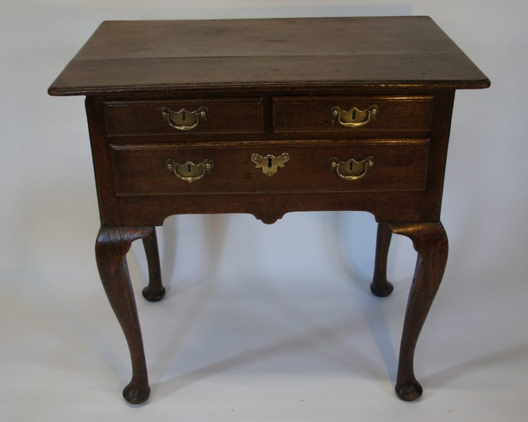 Georgian Oak Lowboy