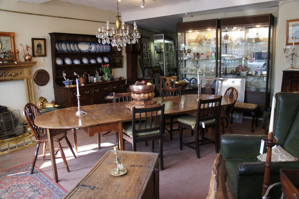 Greenway Antiques Interior