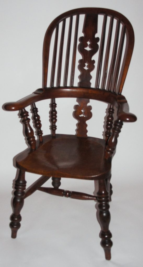 19thc Windsor Chair