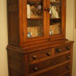 19thc Welsh Oak Cupboard c1810