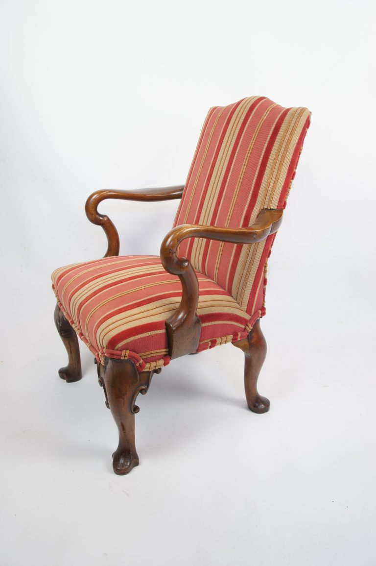 Walnut Childs Chair