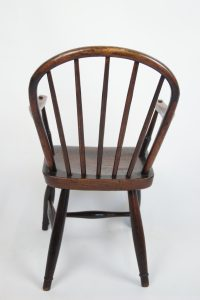 Hooped Back Childs Windsor Chair